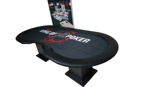 POKER - 10 Jogadores 2,60m x 1,20m