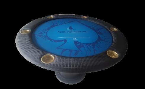 Mesa Circular / Carteado  1,50m - 8 jogadores